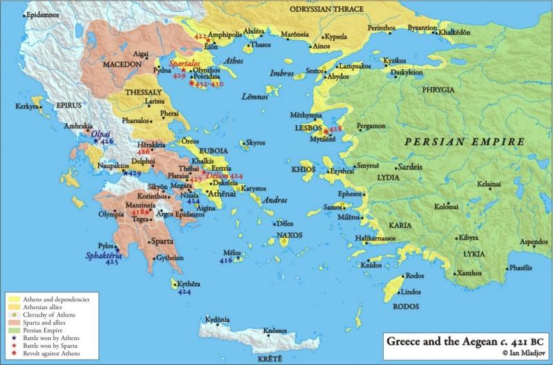 Griekse wereld sectie geschiedenis sint janslyceum - Home key van de wereld ...